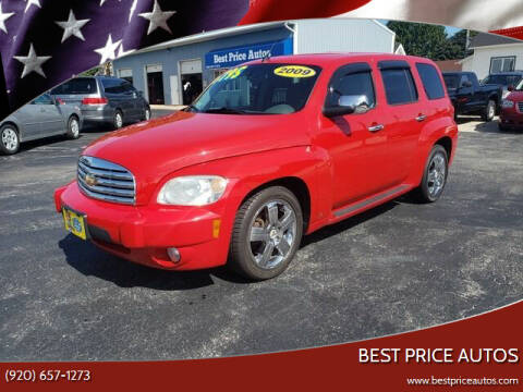 2009 Chevrolet HHR for sale at Best Price Autos in Two Rivers WI