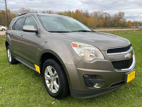 2010 Chevrolet Equinox for sale at Sunshine Auto Sales in Menasha WI