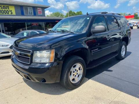 2007 Chevrolet Tahoe for sale at Wise Investments Auto Sales in Sellersburg IN