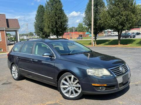 2007 Volkswagen Passat for sale at Mike's Wholesale Cars in Newton NC
