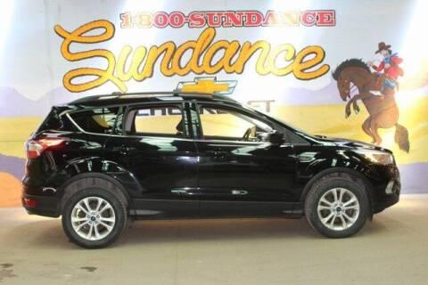 2018 Ford Escape for sale at Sundance Chevrolet in Grand Ledge MI