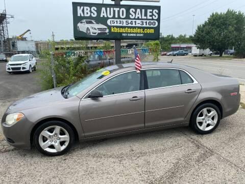2011 Chevrolet Malibu for sale at KBS Auto Sales in Cincinnati OH