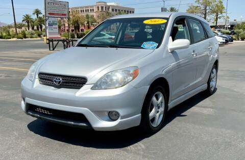 2007 Toyota Matrix for sale at Charlie Cheap Car in Las Vegas NV