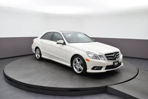 2011 Mercedes-Benz E-Class for sale at M & I Imports in Highland Park IL