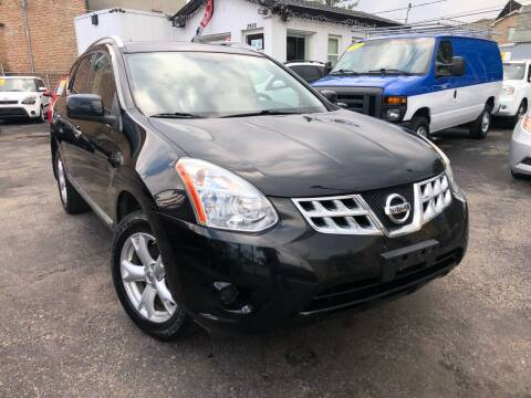 2011 Nissan Rogue for sale at Jeff Auto Sales INC in Chicago IL