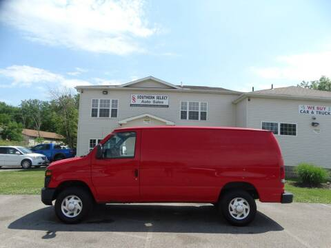 2013 Ford E-Series Cargo for sale at SOUTHERN SELECT AUTO SALES in Medina OH