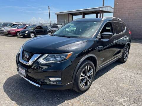 2017 Nissan Rogue Hybrid for sale at REVEURO in Las Vegas NV
