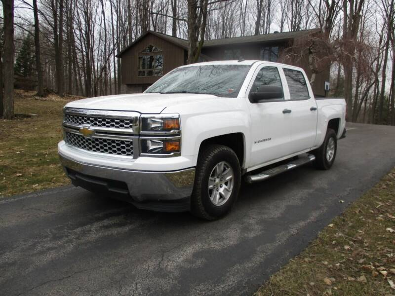 2014 Chevrolet Silverado 1500 for sale at SUMMIT TRUCK & AUTO INC in Akron NY