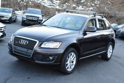 2011 Audi Q5 for sale at Automall Collection in Peabody MA