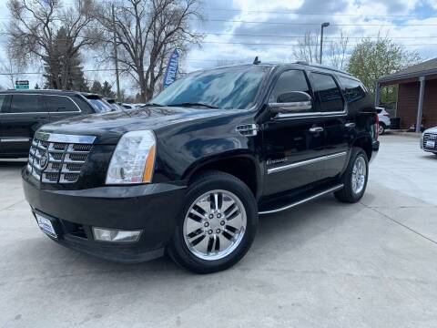 2007 Cadillac Escalade for sale at Global Automotive Imports of Denver in Denver CO