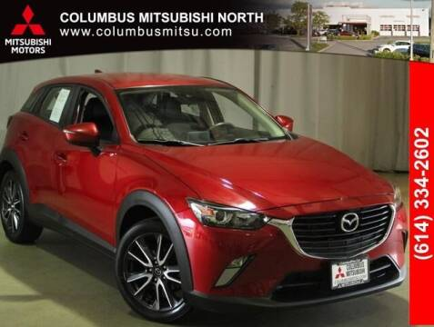 2018 Mazda CX-3 for sale at Auto Center of Columbus - Columbus Mitsubishi North in Columbus OH