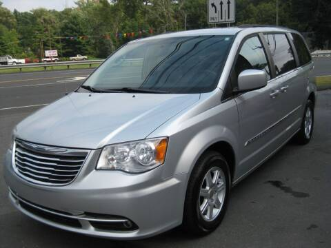 2012 Chrysler Town and Country for sale at Middlesex Auto Center in Middlefield CT