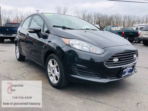 2015 Ford Fiesta for sale at Transportation Center Of Western New York in Niagara Falls NY