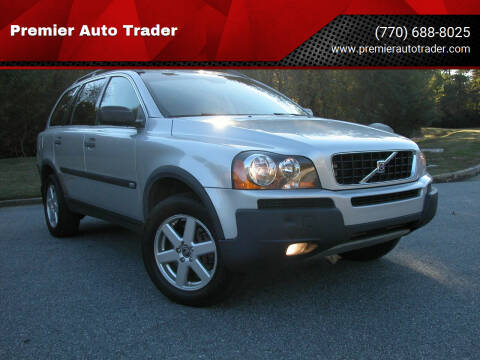 2006 Volvo XC90 for sale at Premier Auto Trader in Alpharetta GA