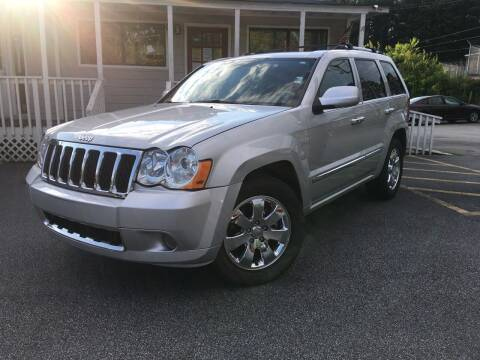 2009 Jeep Grand Cherokee for sale at Georgia Car Shop in Marietta GA