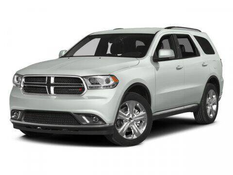 2015 Dodge Durango for sale at Stephen Wade Pre-Owned Supercenter in Saint George UT