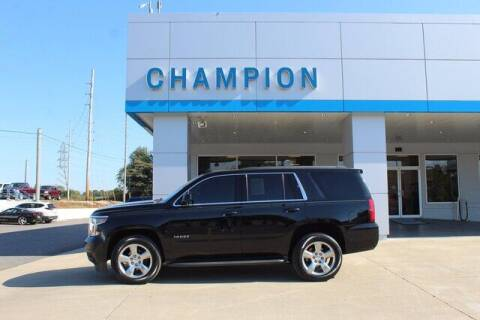 2020 Chevrolet Tahoe for sale at Champion Chevrolet in Athens AL