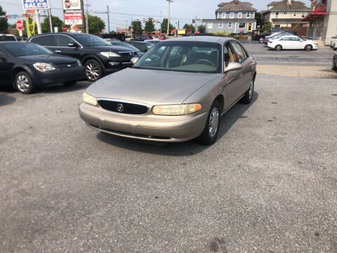 2003 Buick Century for sale at 25TH STREET AUTO SALES in Easton PA