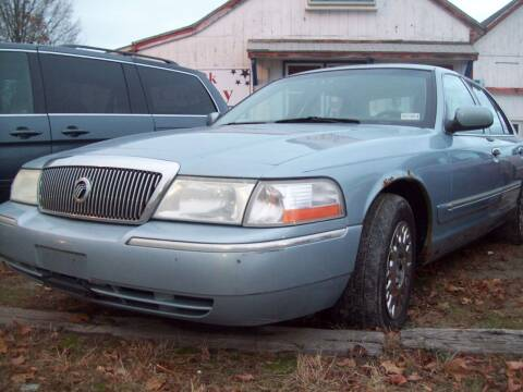2003 Mercury Grand Marquis for sale at Frank Coffey in Milford NH