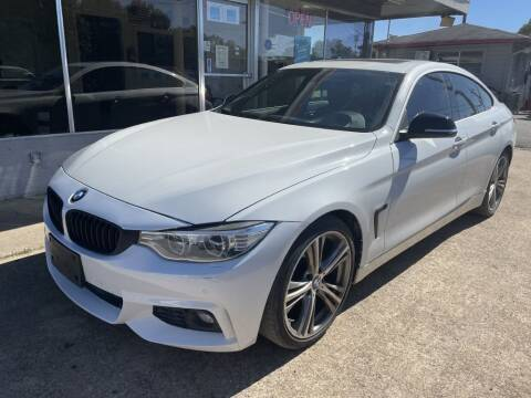 2016 BMW 4 Series for sale at Pary's Auto Sales in Garland TX