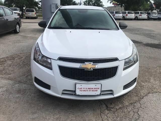 2014 Chevrolet Cruze LS Auto 4dr Sedan w/1SB - Houston TX