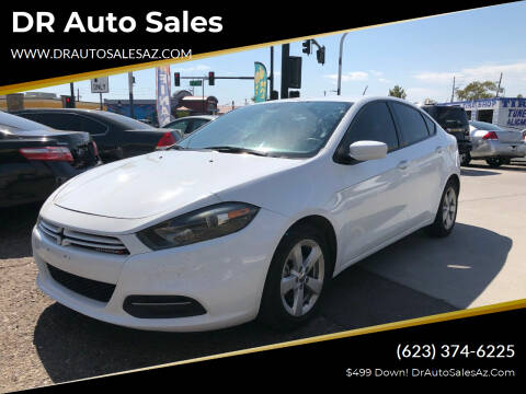 2016 Dodge Dart for sale at DR Auto Sales in Glendale AZ