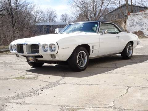 1969 Pontiac Firebird for sale at Great Lakes Classic Cars in Hilton NY