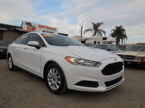 2016 Ford Fusion for sale at DMC Motors of Florida in Orlando FL