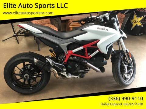 2016 Ducati 939 HYPERMOTARD SP for sale at Elite Auto Sports LLC in Wilkesboro NC