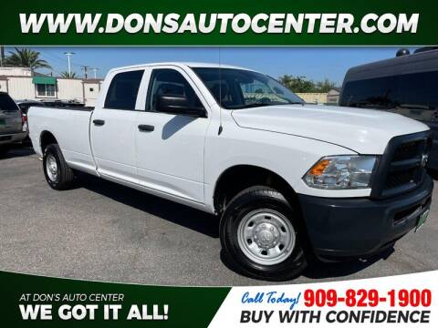 2017 RAM Ram Pickup 2500 for sale at Dons Auto Center in Fontana CA