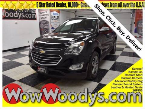 2016 Chevrolet Equinox for sale at WOODY'S AUTOMOTIVE GROUP in Chillicothe MO