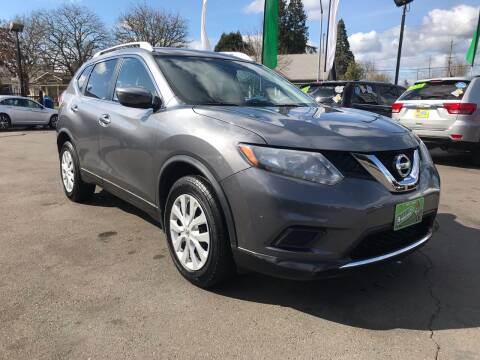 2016 Nissan Rogue for sale at Salem Auto Market in Salem OR