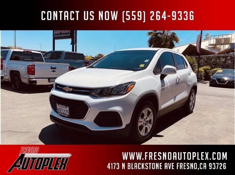 2018 Chevrolet Trax for sale at Carros Usados Fresno in Fresno CA