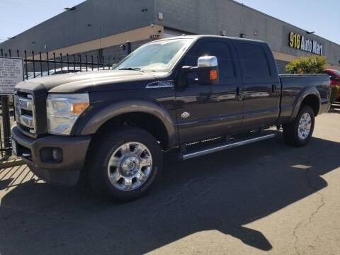 2015 Ford F-250 Super Duty for sale at 916 Auto Mart ONLY $399 DOWN!!!* in Sacramento CA