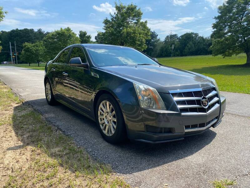 2010 Cadillac CTS for sale at Front Porch Motors Inc. in Conyers GA