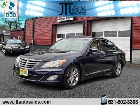2012 Hyundai Genesis for sale at JTL Auto Inc in Selden NY