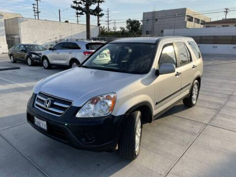 2006 Honda CR-V for sale at Hunter's Auto Inc in North Hollywood CA
