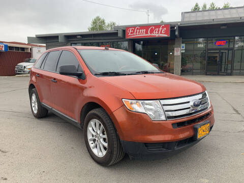 2008 Ford Edge for sale at Freedom Auto Sales in Anchorage AK
