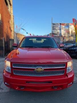 2013 Chevrolet Silverado 1500HD for sale at Simon Auto Group in Newark NJ
