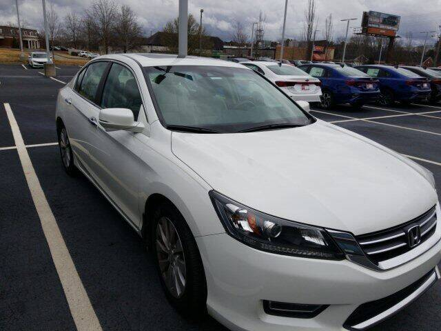 2013 Honda Accord for sale at Southern Auto Solutions - Lou Sobh Kia in Marietta GA