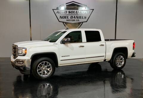 2017 GMC Sierra 1500 for sale at Noel Daniels Motor Company in Brandon MS