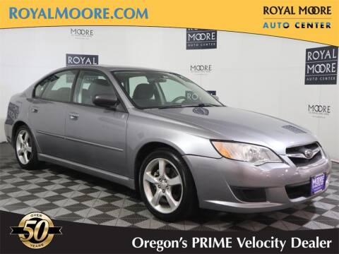 2008 Subaru Legacy for sale at Royal Moore Custom Finance in Hillsboro OR