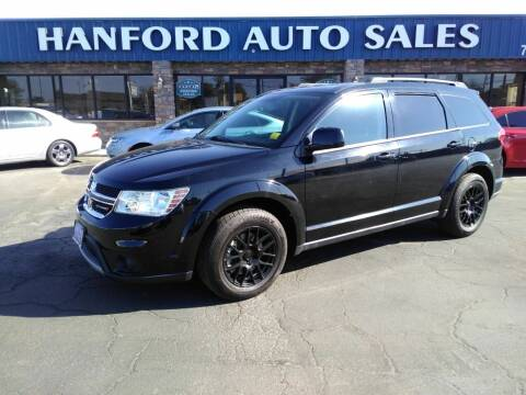 2015 Dodge Journey for sale at Hanford Auto Sales in Hanford CA