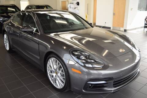 2018 Porsche Panamera for sale at BMW OF NEWPORT in Middletown RI