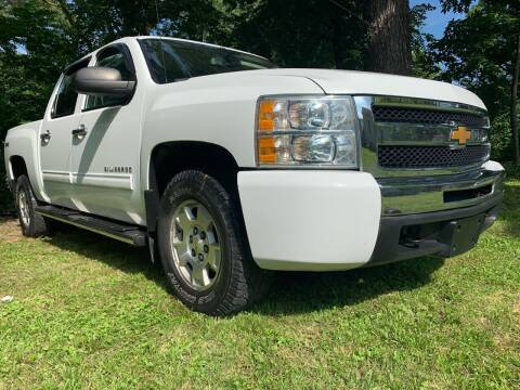 2010 Chevrolet Silverado 1500 for sale at Nice Cars in Pleasant Hill MO