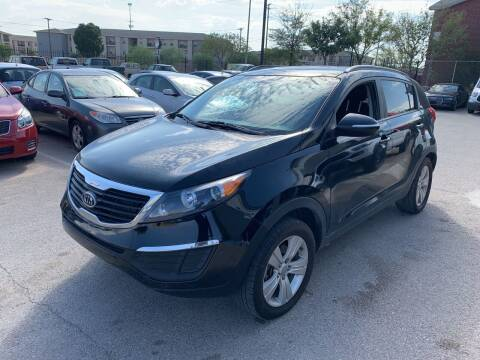 2011 Kia Sportage for sale at Legend Auto Sales in El Paso TX