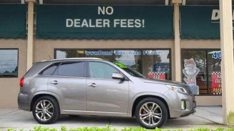 2015 Kia Sorento for sale at Dunn-Rite Auto Group in Longwood FL