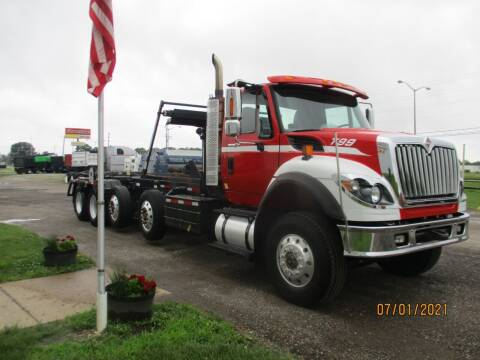 2008 International 7600 6x4 for sale at ROAD READY SALES INC in Richmond IN