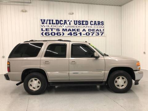 2005 GMC Yukon for sale at Wildcat Used Cars in Somerset KY
