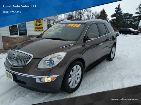 2011 Buick Enclave for sale at Excel Auto Sales LLC in Kawkawlin MI